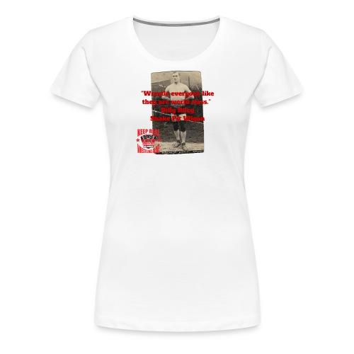 Billy Riley - Women's Premium T-Shirt