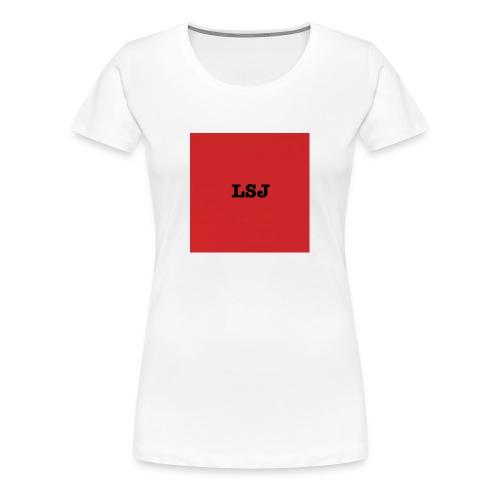 LSJ - Women's Premium T-Shirt