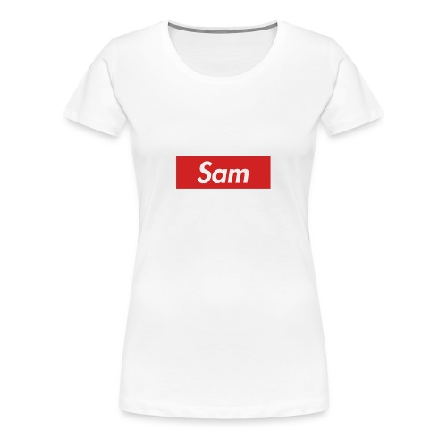 Supreme Sam - Women's Premium T-Shirt