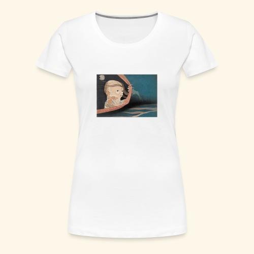 puffy - Women's Premium T-Shirt