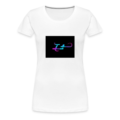 logo animation - Women's Premium T-Shirt