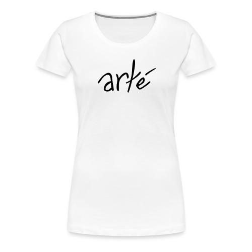 arté Mug - Women's Premium T-Shirt