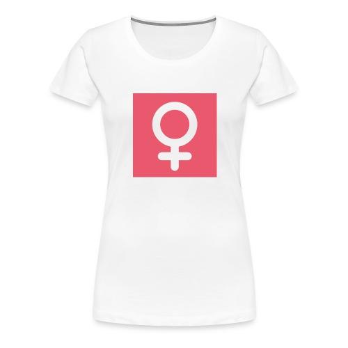 I AM WOMAN HEAR ME ROAR - Women's Premium T-Shirt
