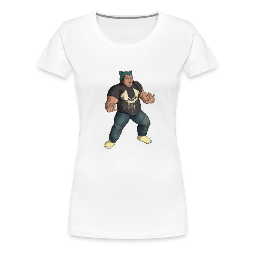 snordatdude - Women's Premium T-Shirt
