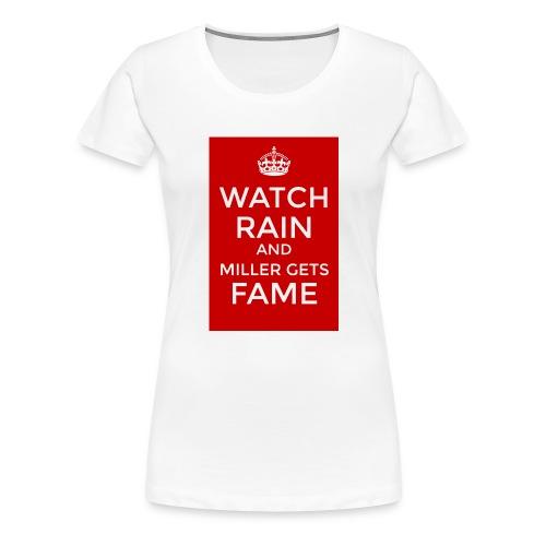 Miller - Women's Premium T-Shirt