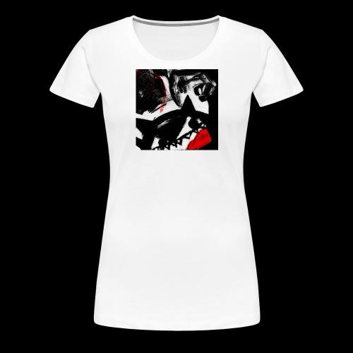 Seeing Red - Women's Premium T-Shirt
