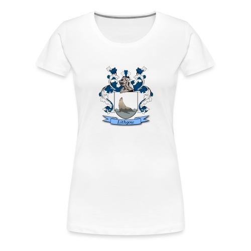 Lithgow Family Crest - Women's Premium T-Shirt