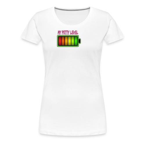 Petty attire - Women's Premium T-Shirt