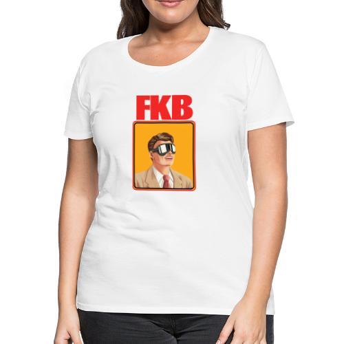 My Bedroom Single Art - Women's Premium T-Shirt