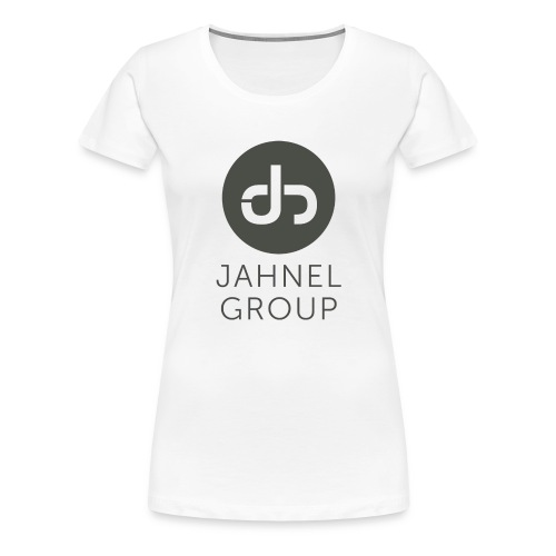 JG logo Stacked - Women's Premium T-Shirt