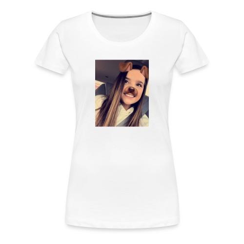 Annie Leblanc - Women's Premium T-Shirt
