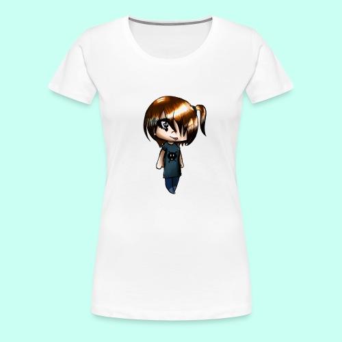 Gacha Life Oc 3 - Women's Premium T-Shirt