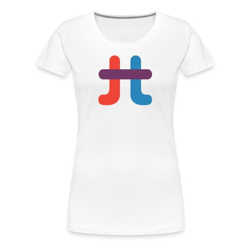 TucuTube Logo - Women's Premium T-Shirt