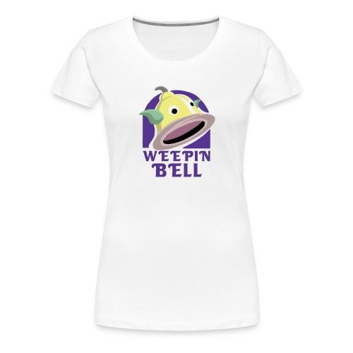 weepinshirt - Women's Premium T-Shirt