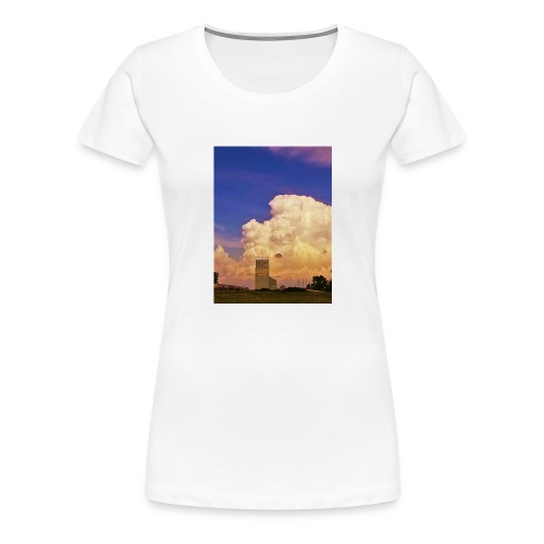 stormy elevator - Women's Premium T-Shirt