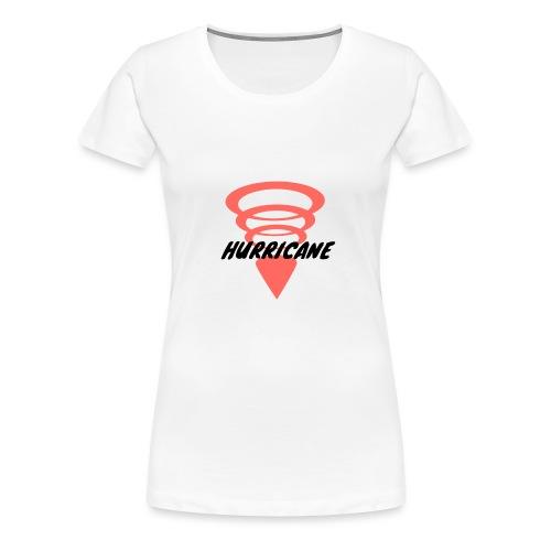 HURRICANE - Women's Premium T-Shirt