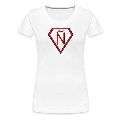 Ñ Red - Women's Premium T-Shirt