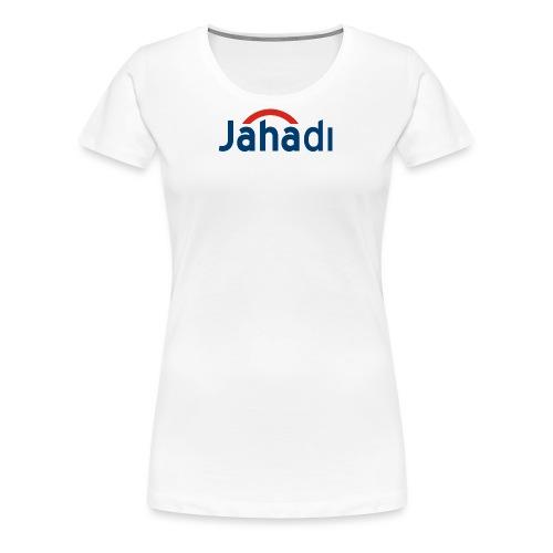 JustHadi - Women's Premium T-Shirt