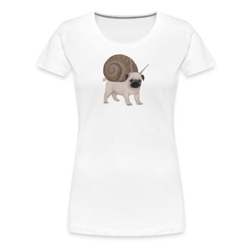 Snug - Women's Premium T-Shirt