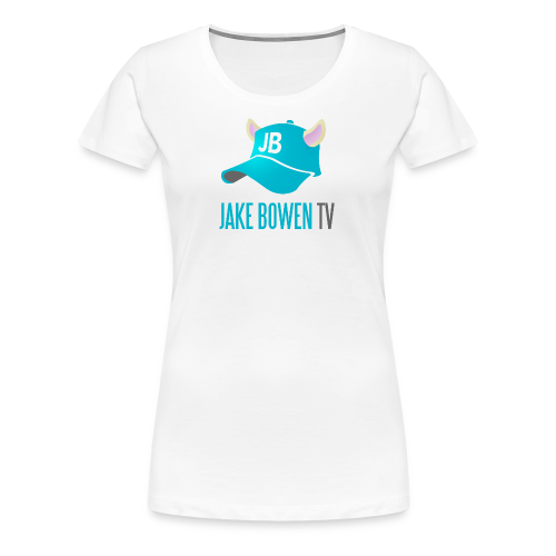 Jake Bowen TV Logo - Women's Premium T-Shirt