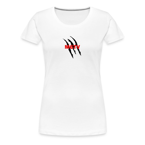 MGTV merch - Women's Premium T-Shirt