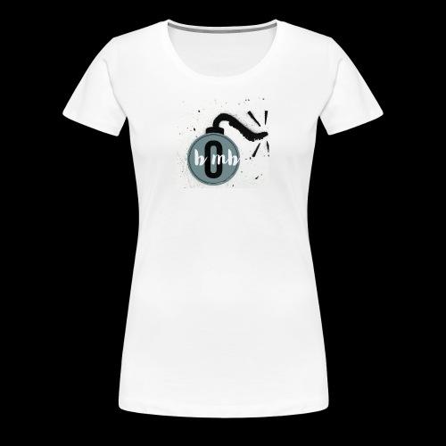 Stylized Bomb - Women's Premium T-Shirt