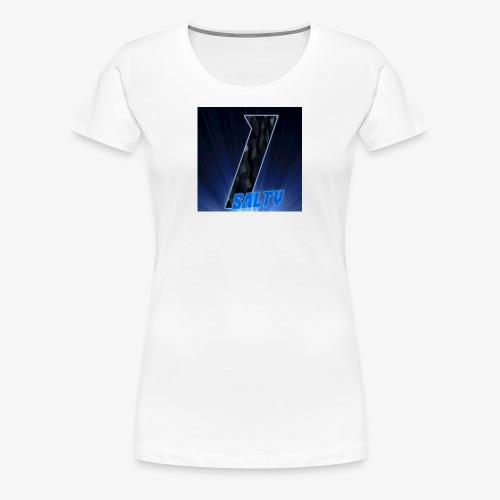 InfiniteSalty logo - Women's Premium T-Shirt