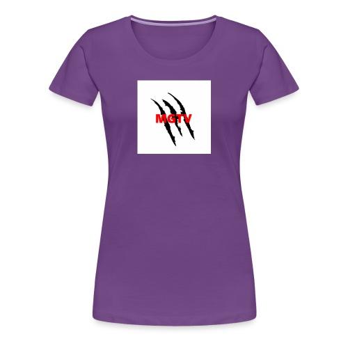 MGTV merch - Women's Premium T-Shirt