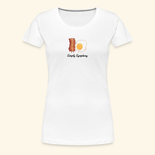 Eggs and bacon - Women's Premium T-Shirt