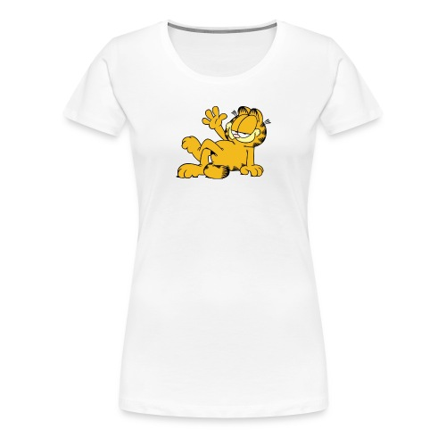 Garfield - Women's Premium T-Shirt