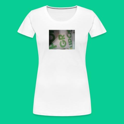 First product - Women's Premium T-Shirt