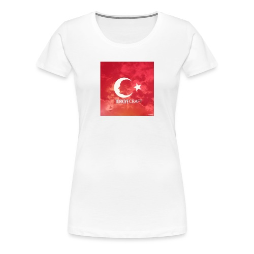 TurkiyeCraft - Women's Premium T-Shirt