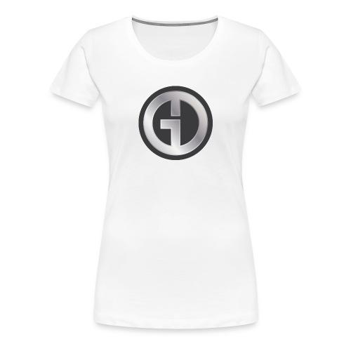 Gristwood Design Logo (No Text) For Dark Fabric - Women's Premium T-Shirt