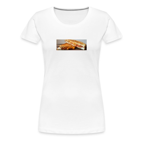 Grille cheese - Women's Premium T-Shirt
