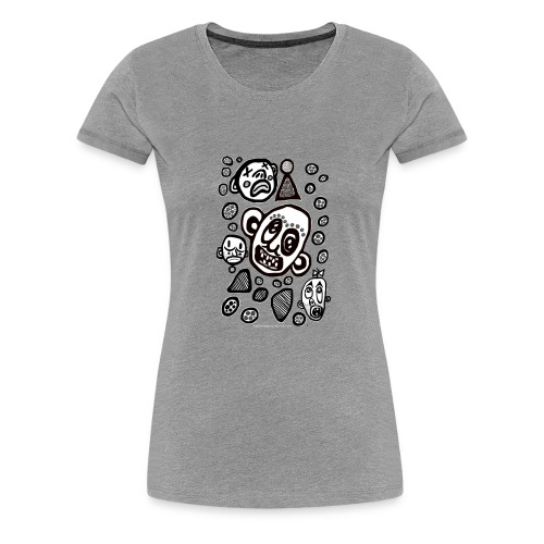 We re A Happy Family - Women's Premium T-Shirt