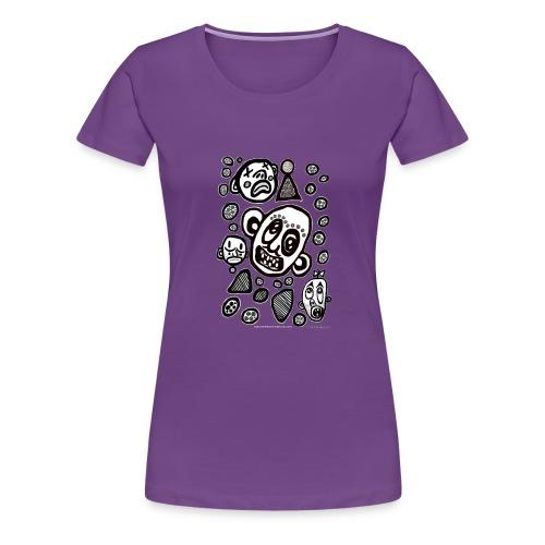 We re A Happy Family - Women's Premium T-Shirt