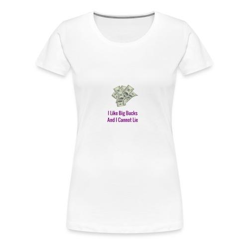 Baby Got Back Parody - Women's Premium T-Shirt