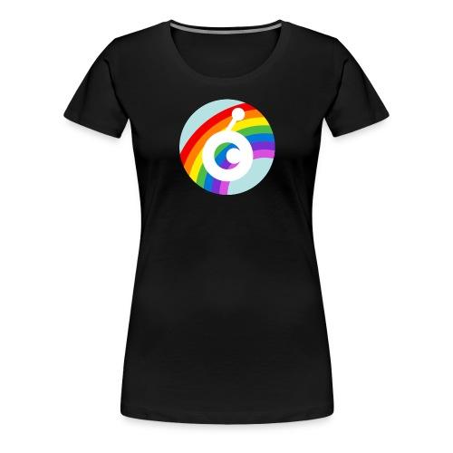 rainbow OST - Women's Premium T-Shirt
