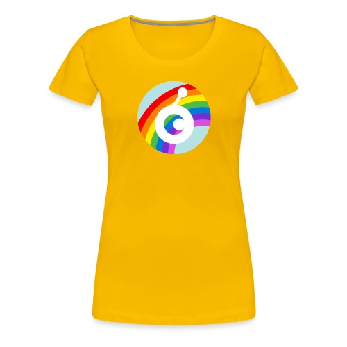 rainbow OST - Women's Premium T-Shirt