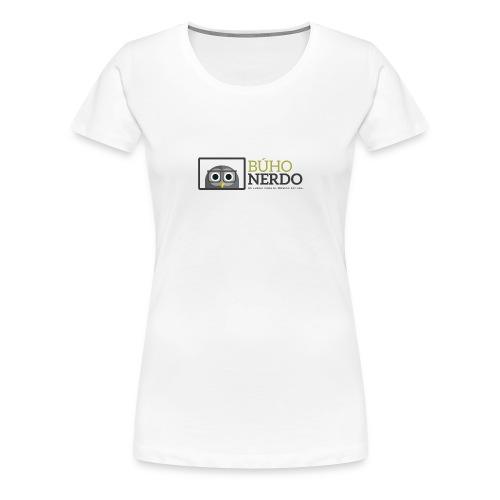 Buho Logo 1 - Women's Premium T-Shirt