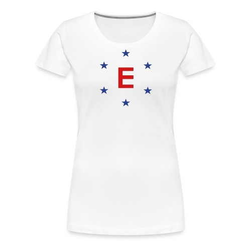 Ensign sailing class logo - Women's Premium T-Shirt