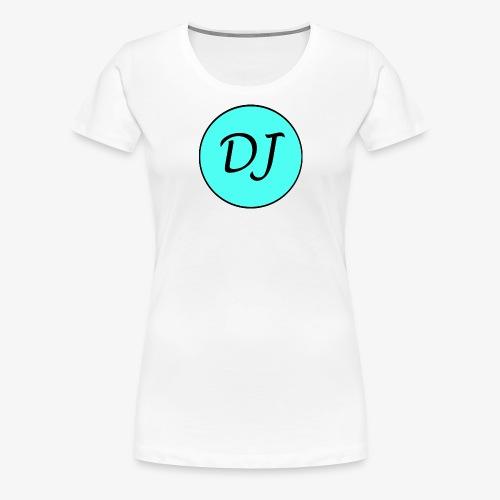 Dani James Brand Logo - Women's Premium T-Shirt