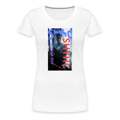 That's a Rap 14× 32 Poster - Women's Premium T-Shirt