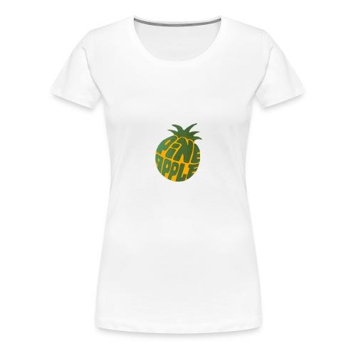 The Pine Shirt - Women's Premium T-Shirt