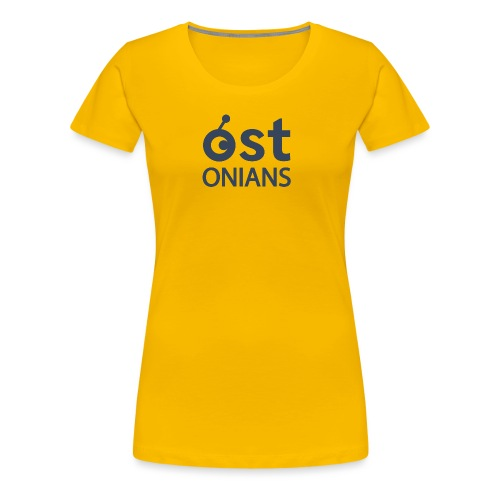 OSTonians - Women's Premium T-Shirt