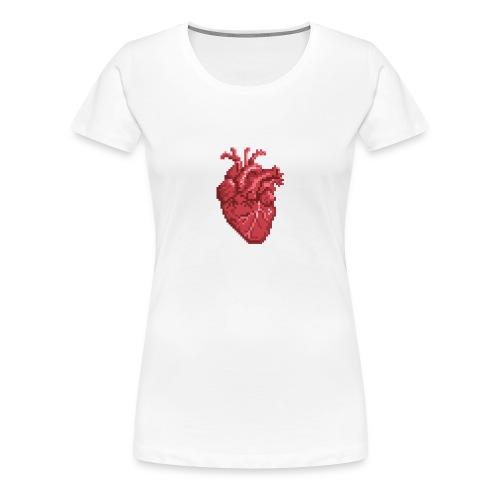 Heart Vice - Women's Premium T-Shirt