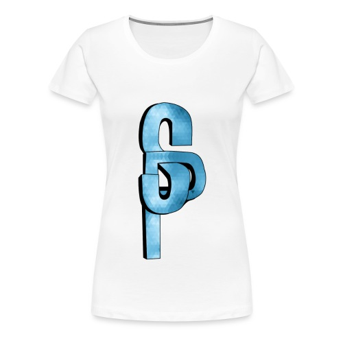 SlayerPlayer's Logo - Women's Premium T-Shirt
