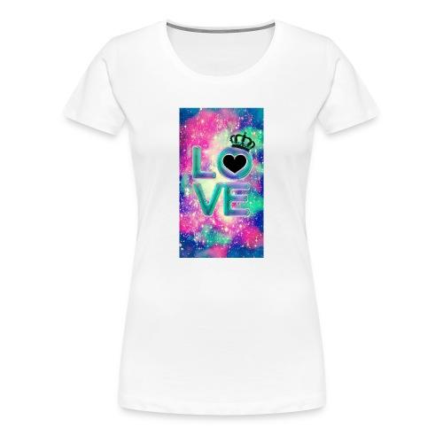 Damons love - Women's Premium T-Shirt