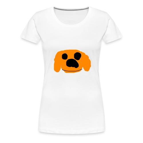 orange Nayla - Women's Premium T-Shirt