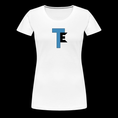 The Second Team Exelfiny Logo - Women's Premium T-Shirt